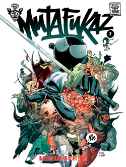 Mutafukaz Vol. 2