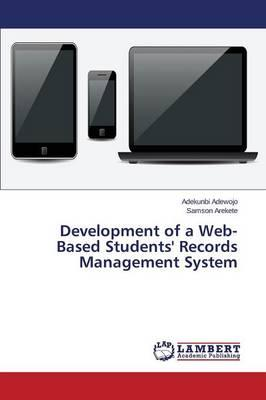 Development of a Web-Based Students' Records Management System