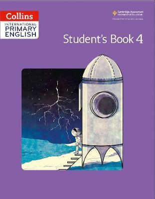 Collins Cambridge International Primary English – International Primary English Student's Book 4