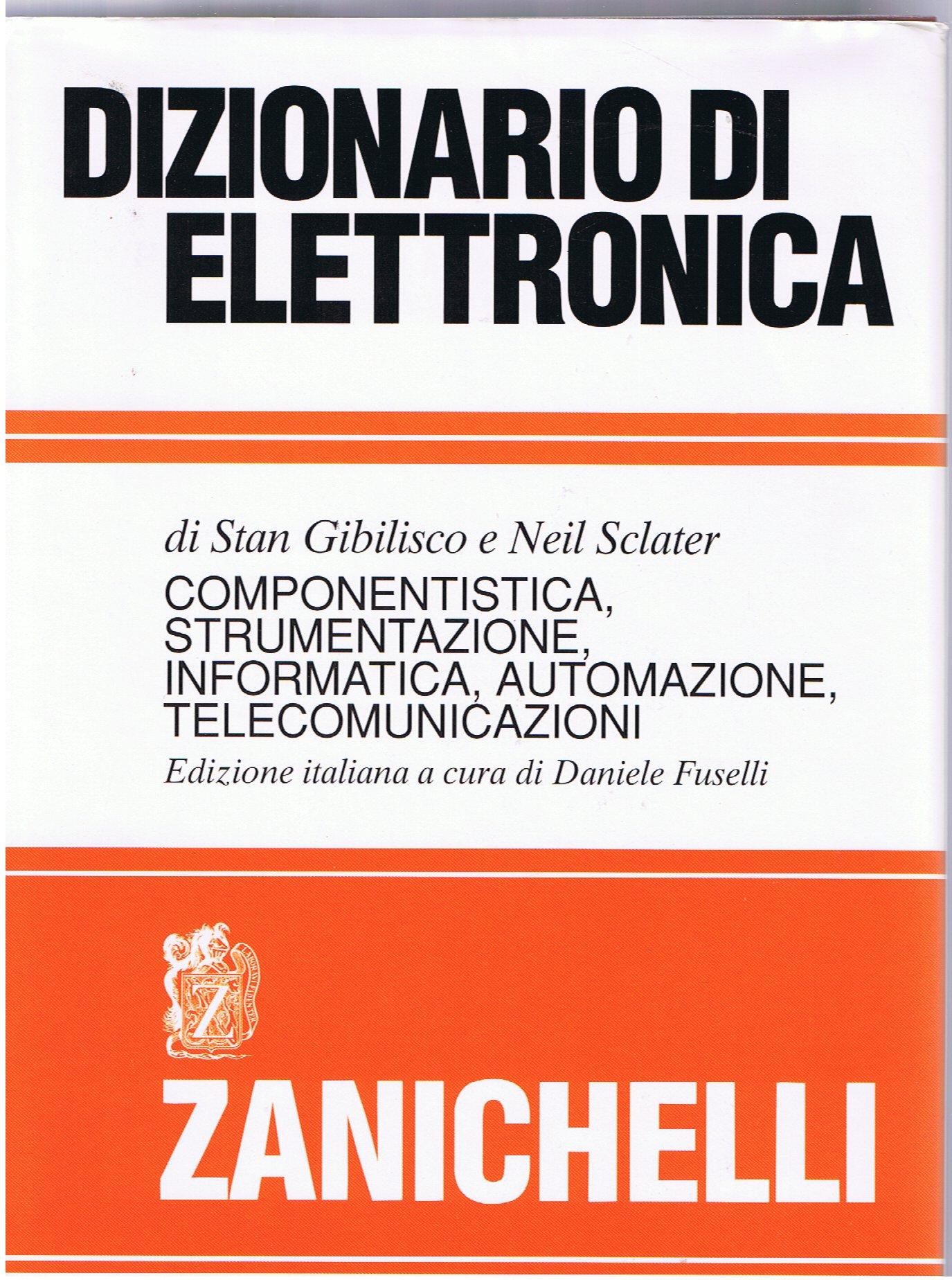 Dizionario di elettr...