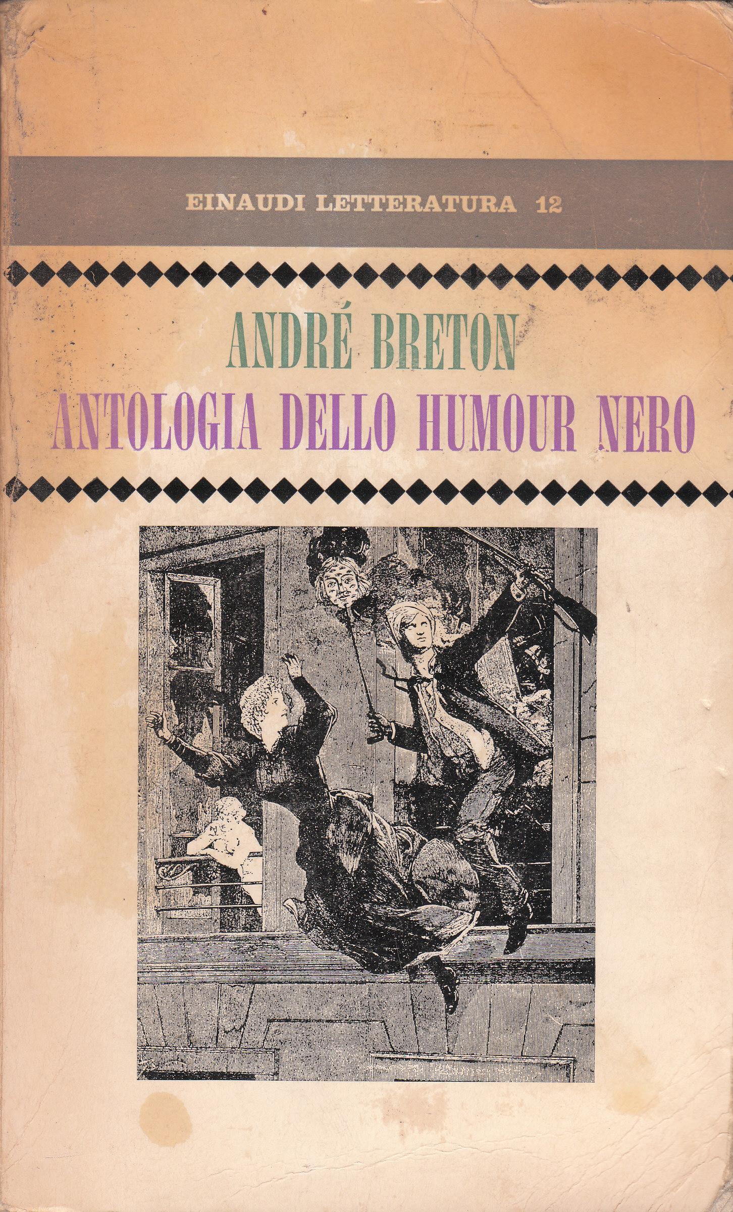 Antologia dello humour nero