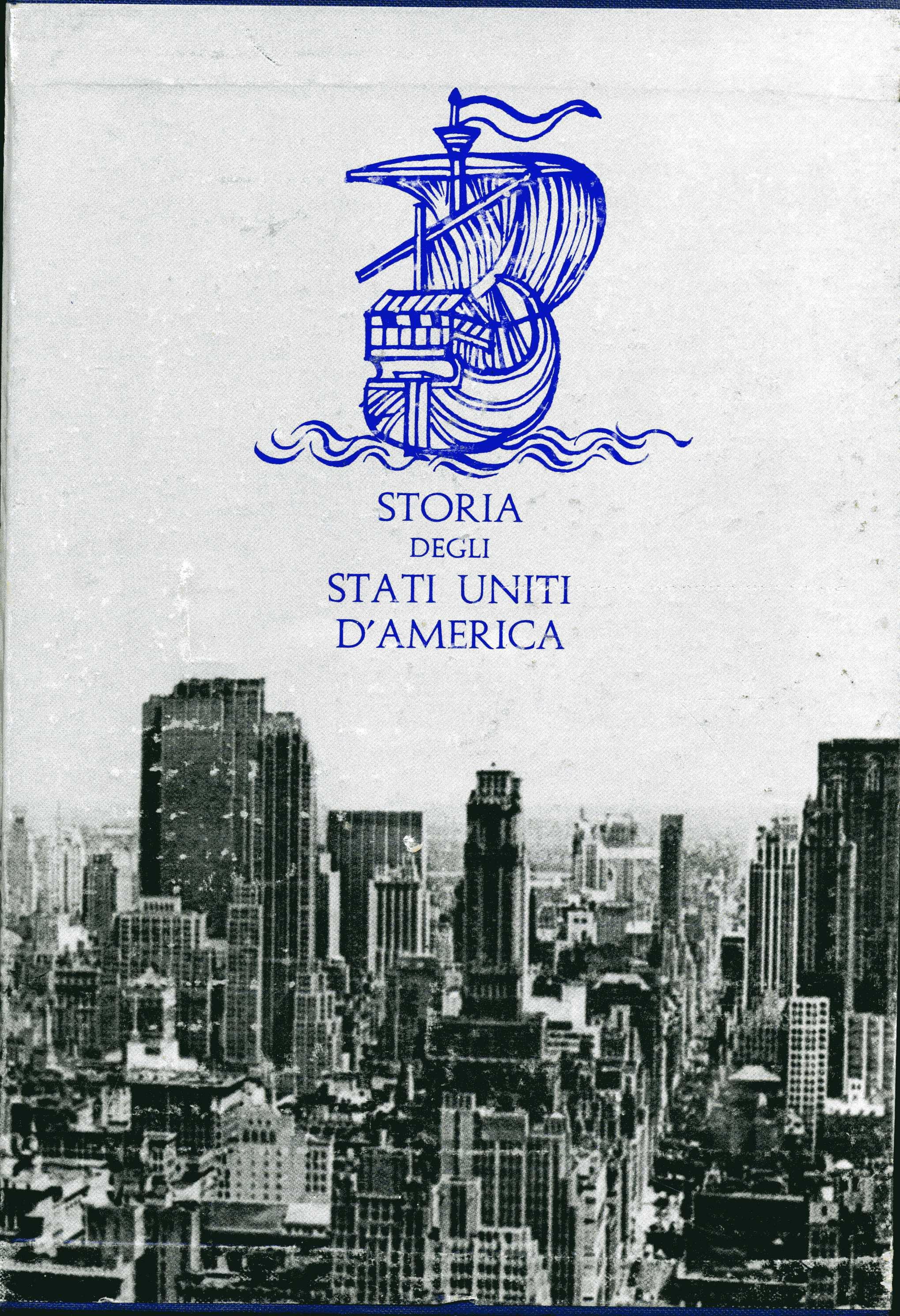 Storia degli Stati Uniti d'America (2 voll.)