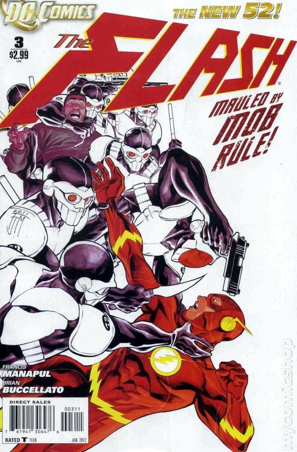 The Flash Vol.4 #3