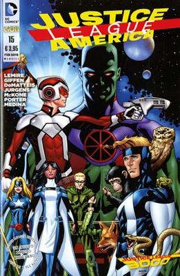 Justice League Ameri...