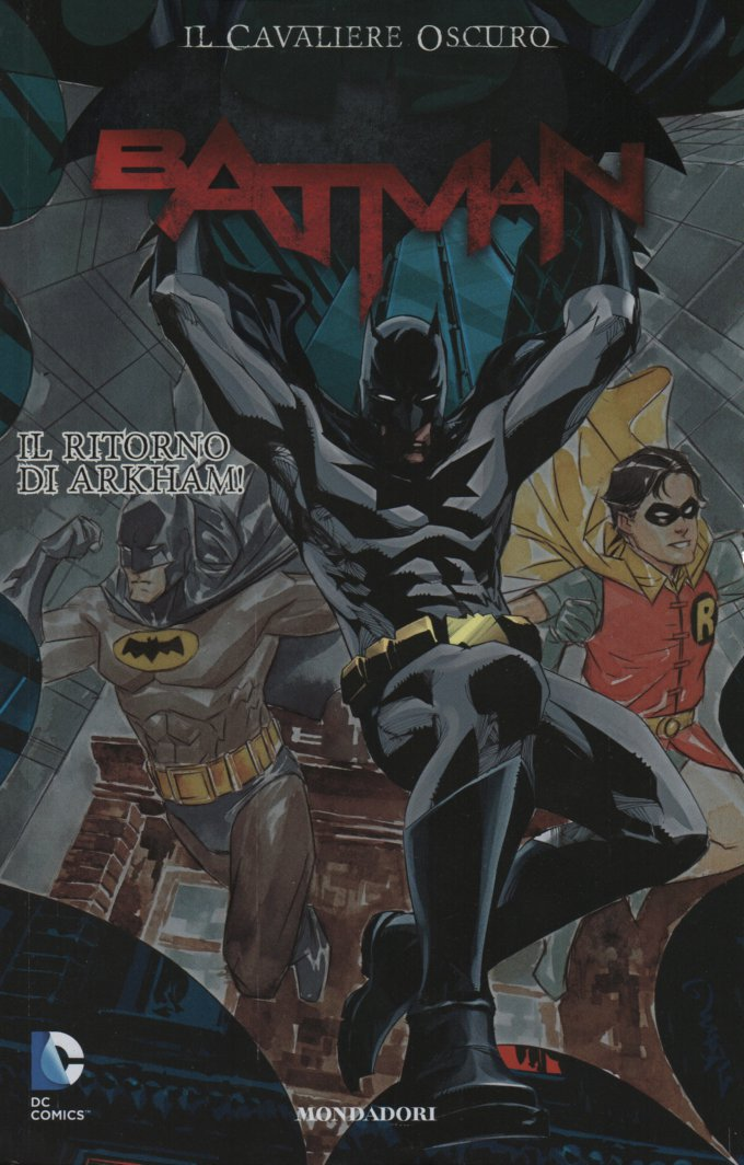 Batman Il cavaliere oscuro vol. 30