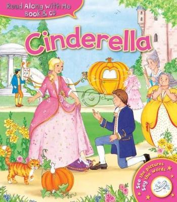 Cinderella (Read Along with Me Book & CD)
