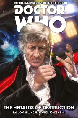 Doctor Who the Third Doctor 1