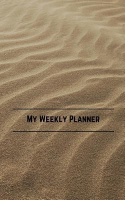 MY WEEKLY PLANNER