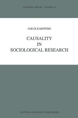 Causality in Sociological Research