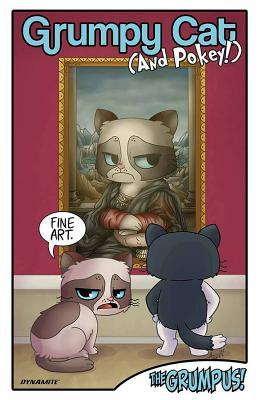Grumpy Cat & Pokey 3