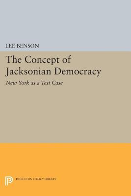 The Concept of Jacksonian Democracy
