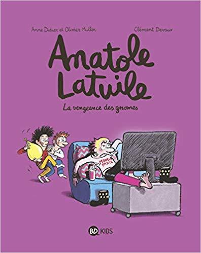 Anatole Latuile, Tome 12
