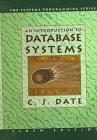 An Introduction to Database Systems