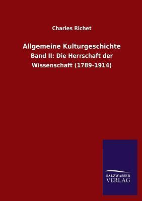 Allgemeine Kulturgeschichte