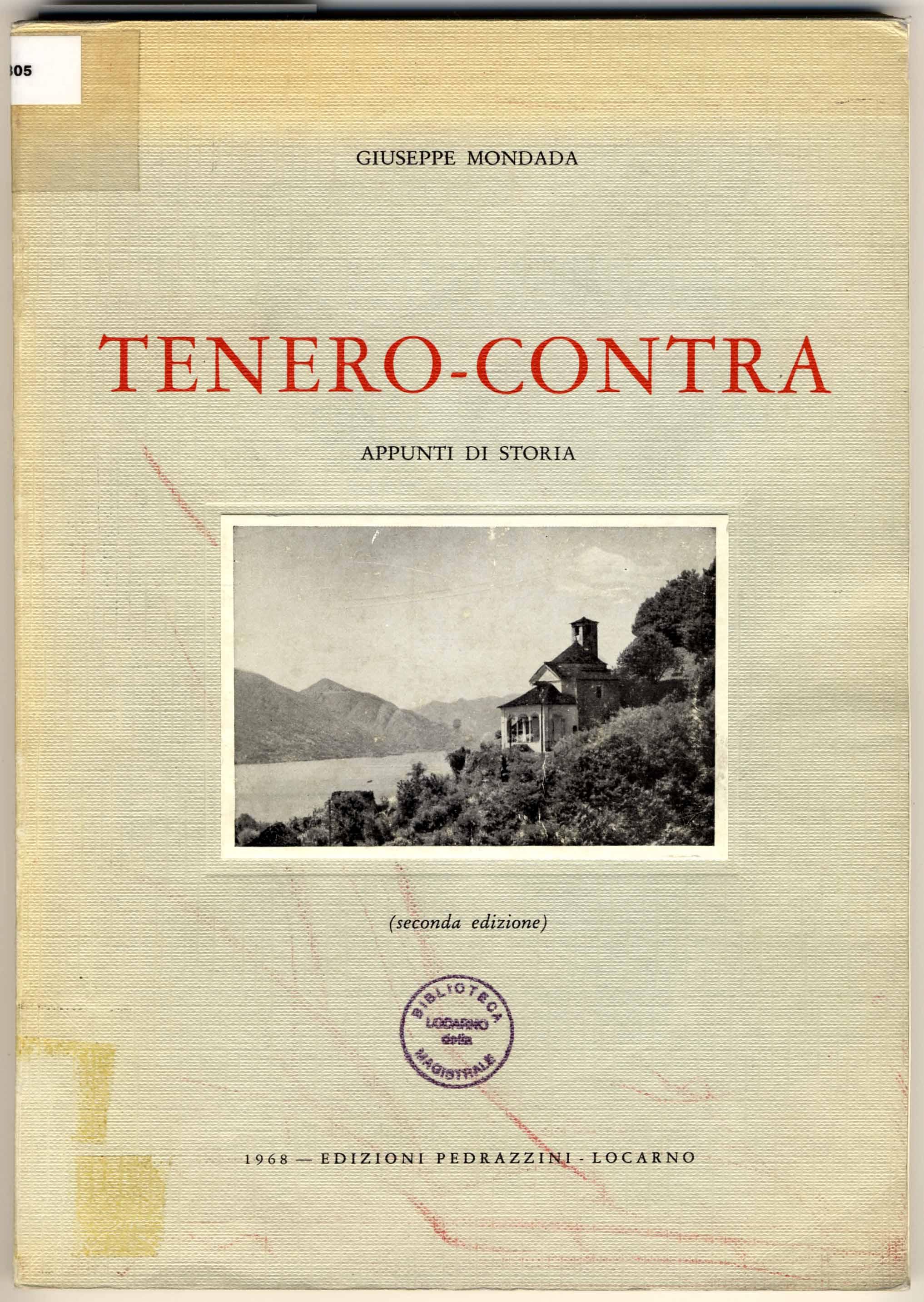 Tenero-Contra