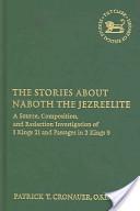 The Stories about Naboth the Jezreelite