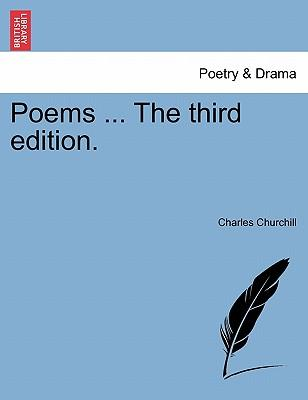Poems ... The third edition. Vol. II