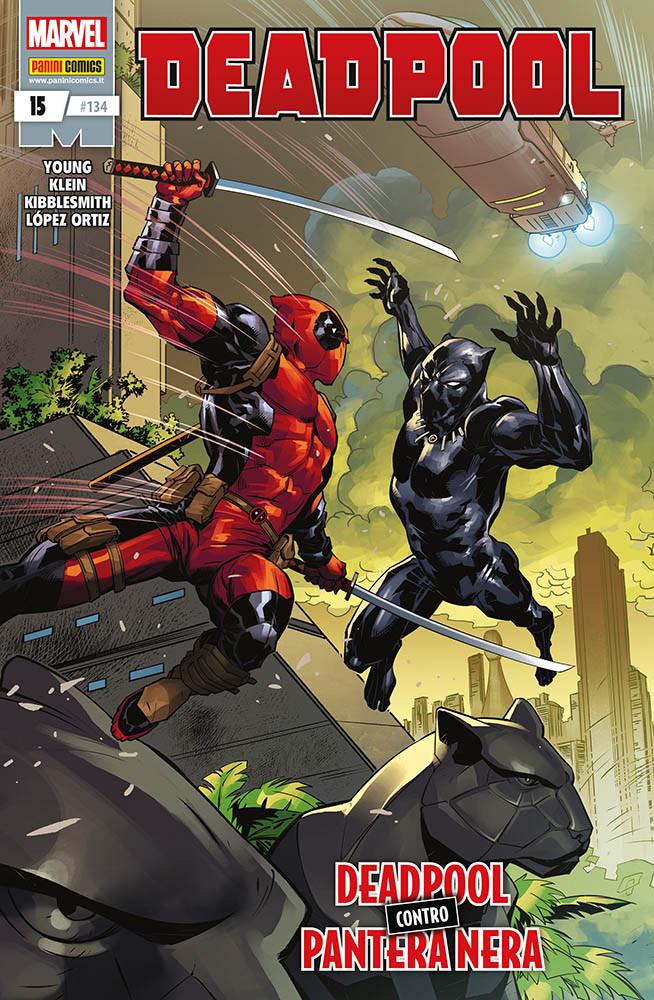 Deadpool n. 134