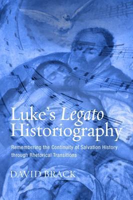 Luke's Legato Historiography