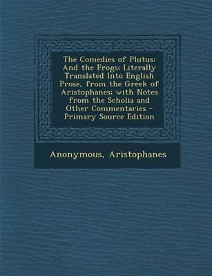 The Comedies of Plutus