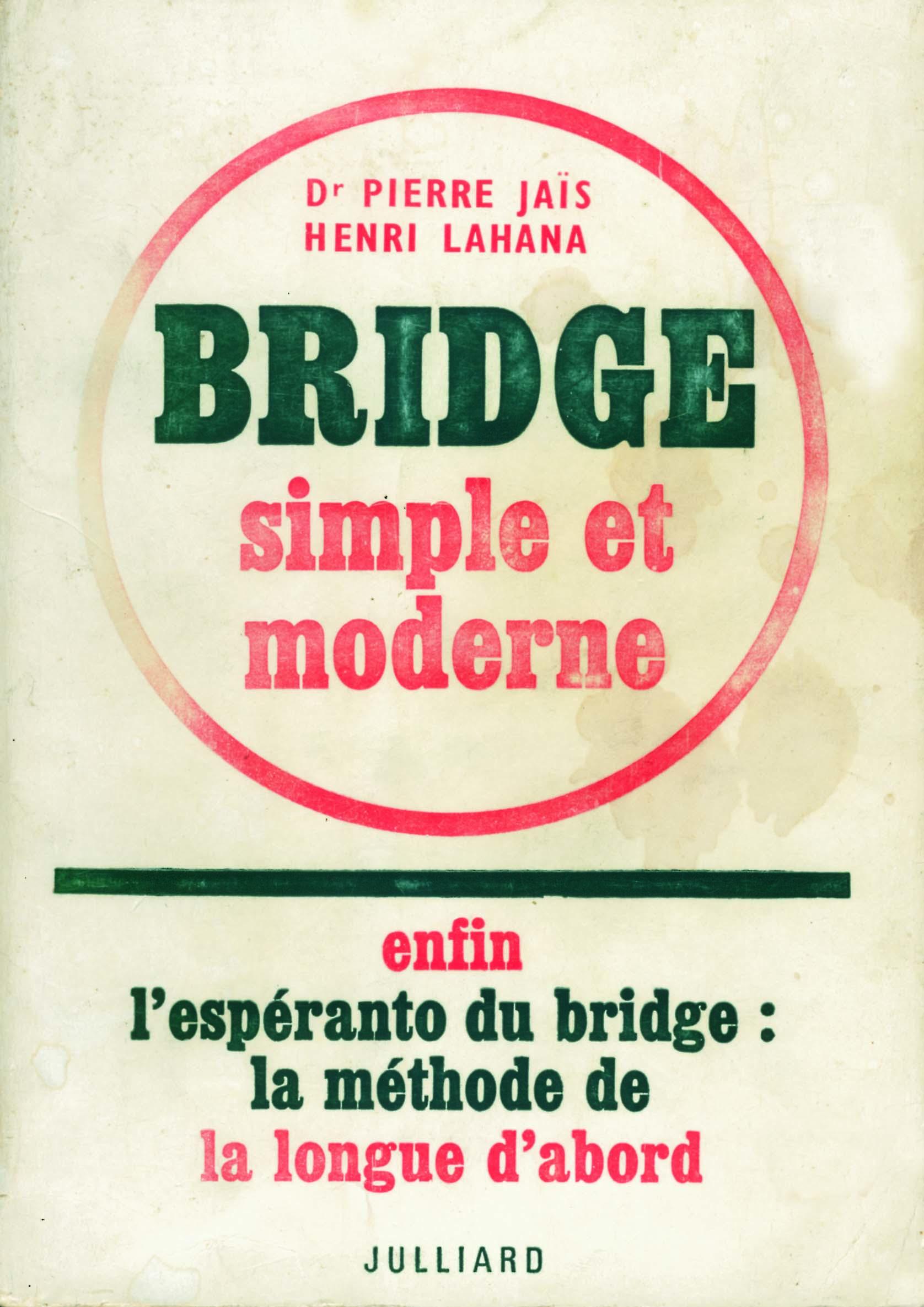 Bridge simple et moderne