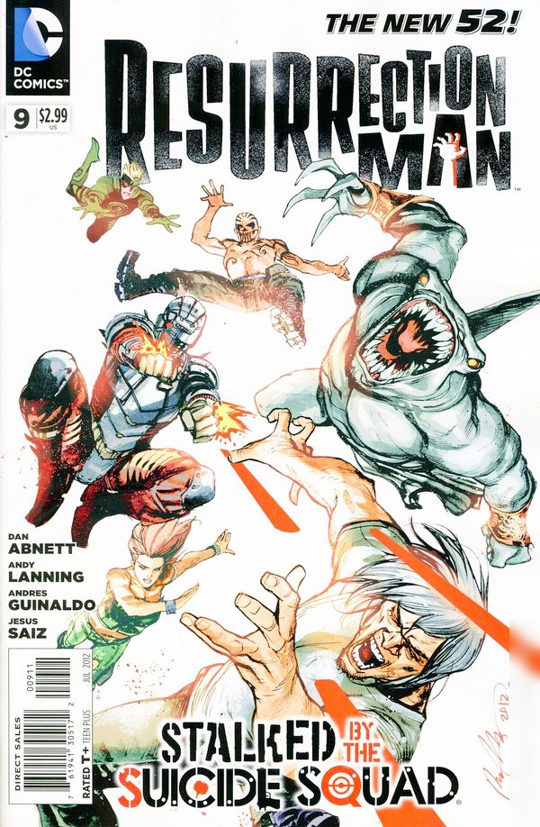 Resurrection Man Vol...