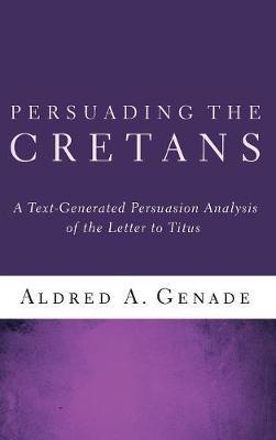 Persuading the Cretans