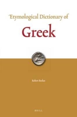 Etymological Dictionary of Greek