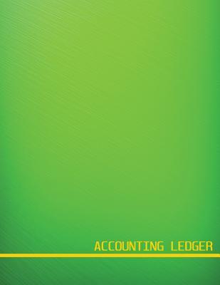 Accounting Ledger 4 Columns