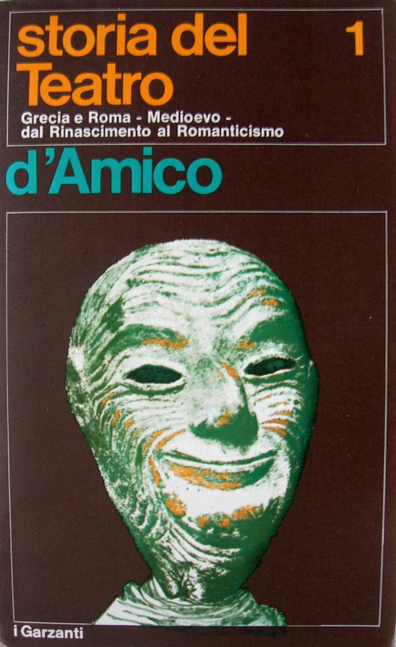 Storia del teatro drammatico - 1