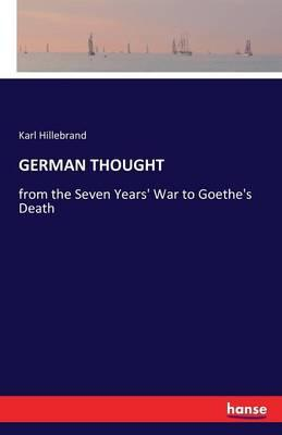GERMAN THOUGHT