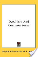 Occultism And Common...