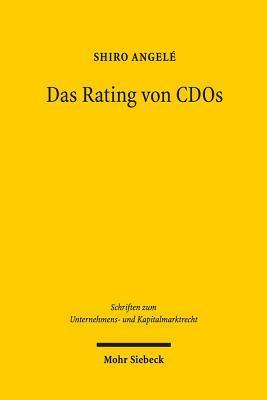 Das Rating Von Cdos