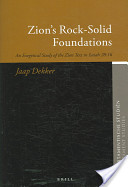 Zion's Rock-Solid Foundations