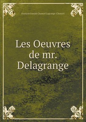 Les Oeuvres de Mr. Delagrange