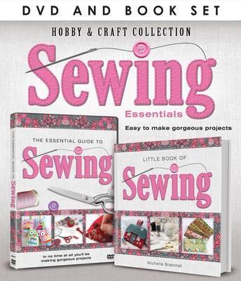 Sewing DVD/Book Gift Set