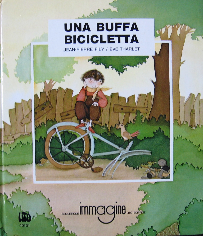 Una buffa bicicletta