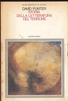Storia della letteratura del terrore
