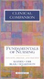 Clinical Companion, Fundamentals Of Nursing