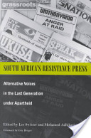 South Africa's Resistance Press