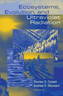 Ecosystems, Evolution, and Ultraviolet Radiation