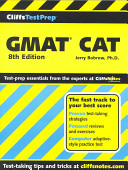 CliffsTestPrep GMAT AT (Computer-Adaptive Graduate Management Admission Test)