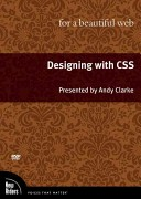 Designing with CSS for a Beautiful Web, DVD