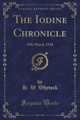 The Iodine Chronicle