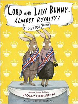 Lord and Lady Bunny