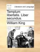 Templum Libertatis. Liber Secundus.