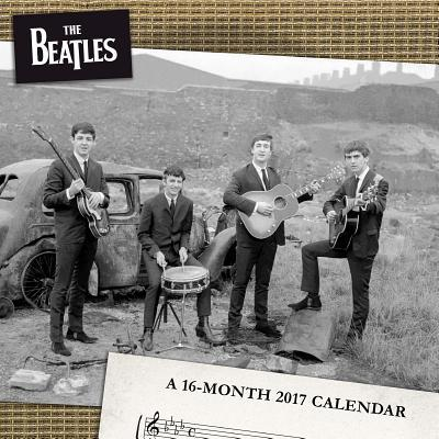 The Beatles 2017 Calendar
