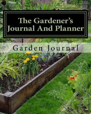 The Gardener's Journal and Planner