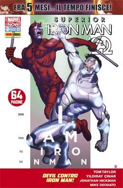 Iron Man & New Avengers n. 27