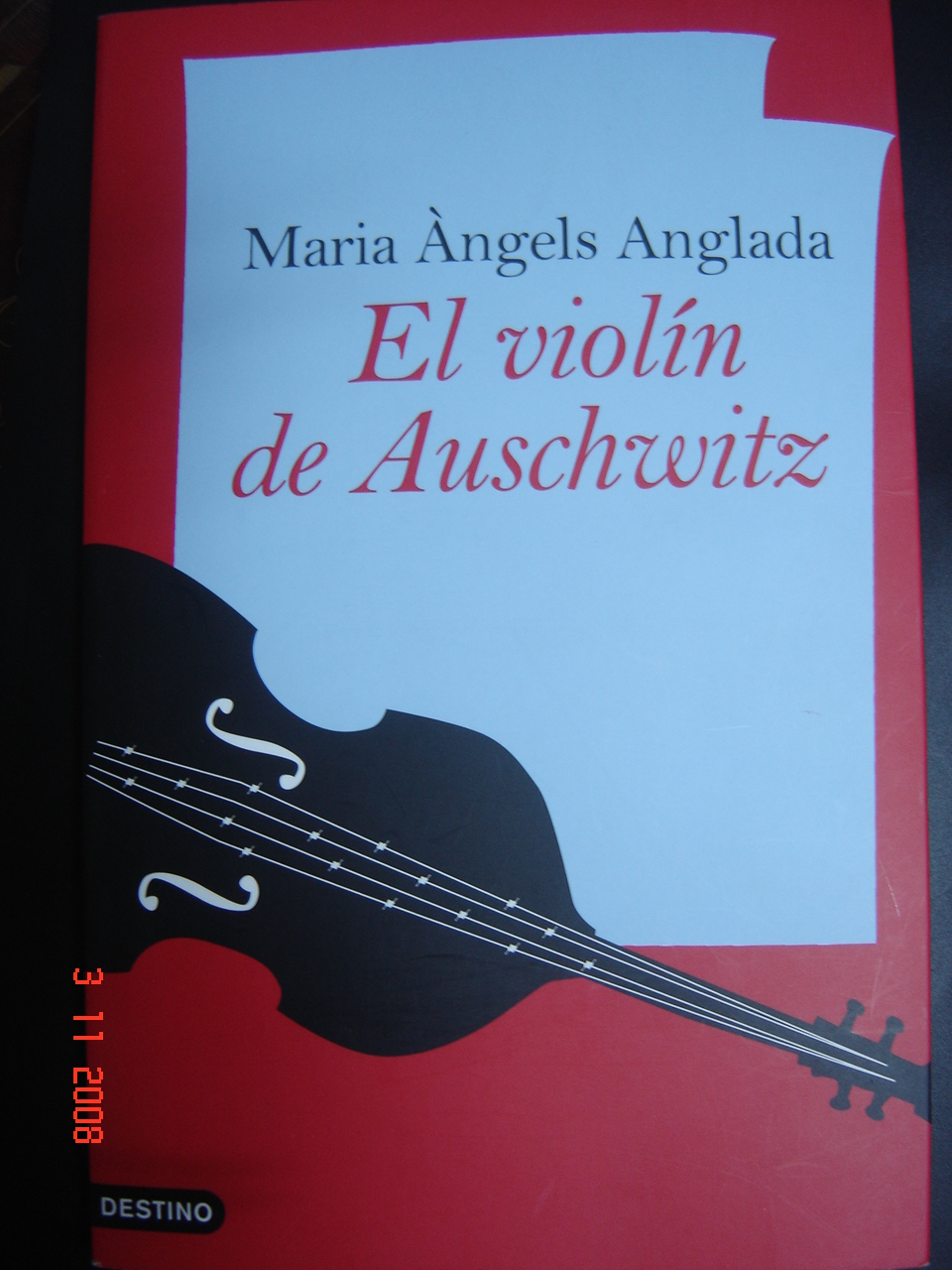 El violín de Auschw...